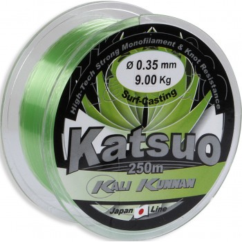 Monofilamento Kali Kunnan KATSUO - 250 MTS