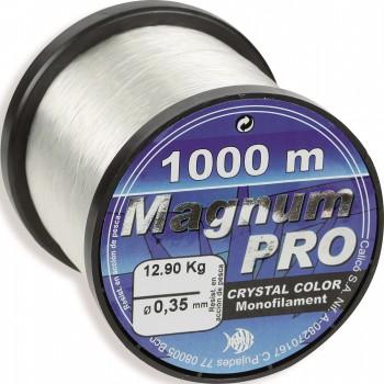 Monofilamento KALI Magnum PRO Crystal - 1000 MTS