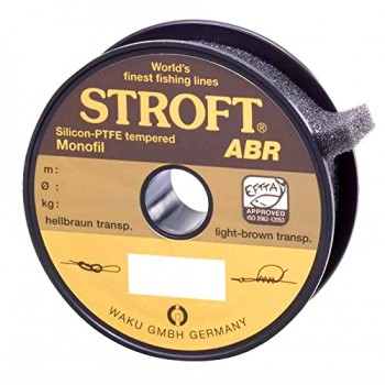 Monofilamento Strof ABR (Light Brown) - 100 MTS
