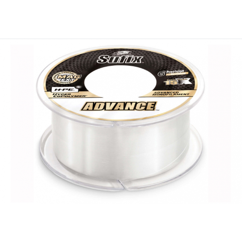 Monofilamento Sufix Advance (CLEAR) - 300 MTS