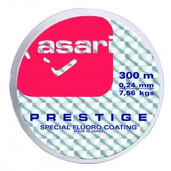 Monofilamento Fluoro-coated Asari PRESTIGE - 300 MTS
