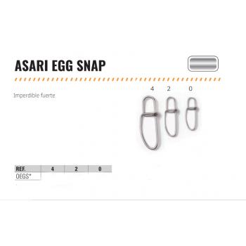S/12 Grapas ASARI Egg Snap