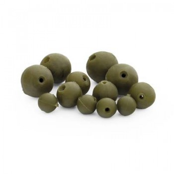 Perlas Goma Tubertini Carp Rubber Beads 8 mm