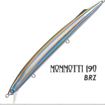 Señuelo Seaspin Mommotti 190mm 34g