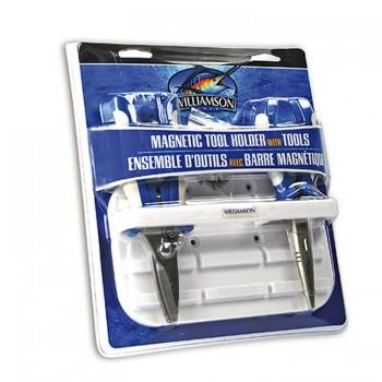 Porta-herramientas magnético con herramientas WILLIAMSON