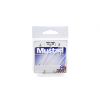 Grapas MUSTAD Easy Snap Heavy 77144-BN