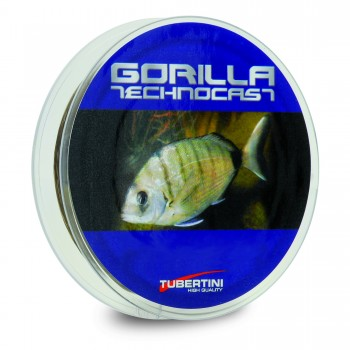 Monofilamento Tubertini Gorilla Technocast - 2000 MTS