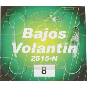 Bajo de línea KALI VOLANTÍN 4 ANZUELOS 2515-N