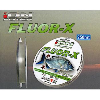 Monofilamento AWA-SHIMA ION POWER FLUOR X - 250 MTS