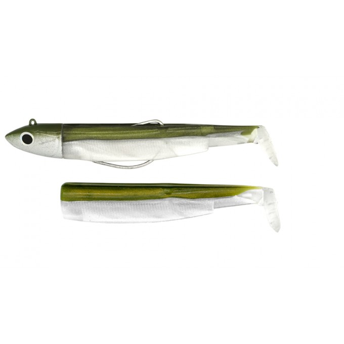 Black Minnow 160 Nº5 Kaki