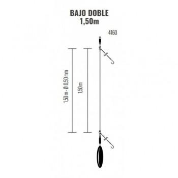 Bajo de Línea - Doble BFC