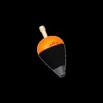 Flotador Boya PERA con Contrapeso Negra