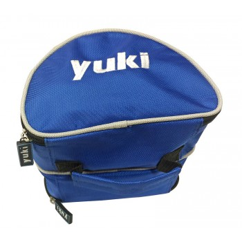 Funda doble para carretes YUKI