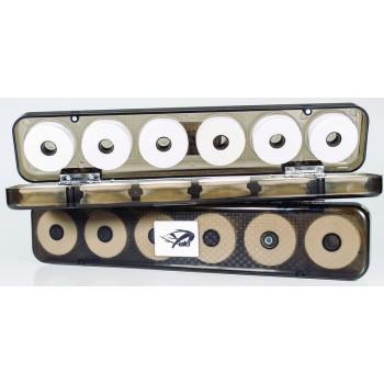 Caja con 12 plegadores  YUKI