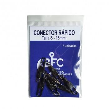 Conector rápido BFC Talla S 18mm
