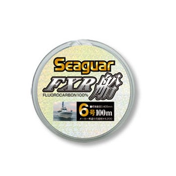 Fluorocarbono  Seaguar FXR - 100 MTS