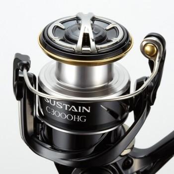 Carrete Shimano Sustain C3000XG FI