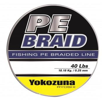Trenzado Yokozuna PE Braid (Verde) - 100 MTS